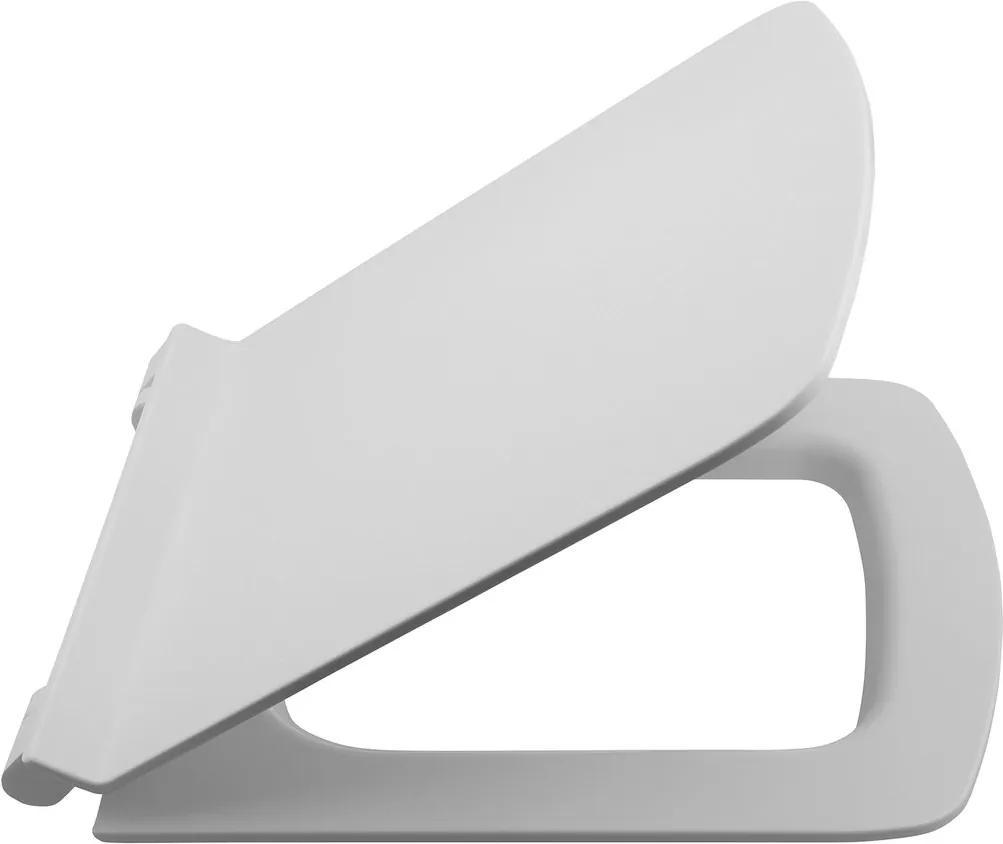 Purity 40S40200I WC sedátko Slim Soft Close, duroplast, biele