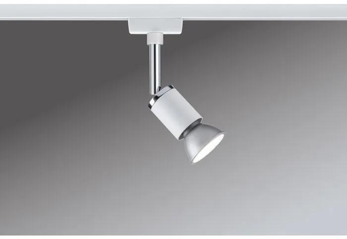 Interierový lištový systém PAULMANN URail spot Pure II bílá max. 10W GU10 95333