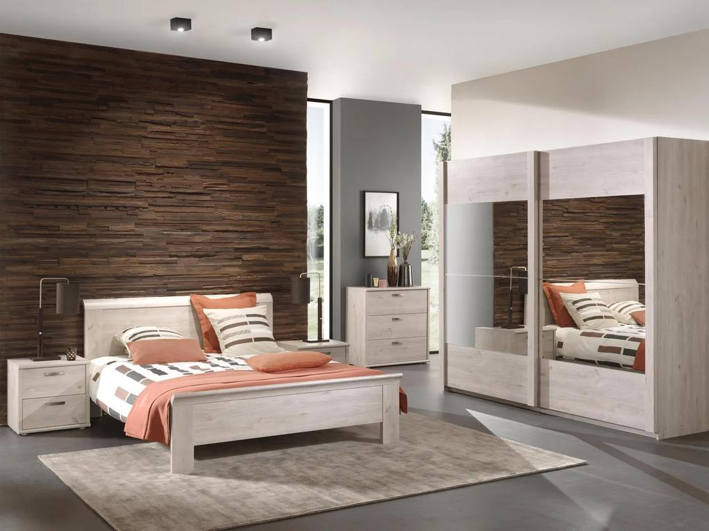Zostava nábytku do spálne Nani - pavia oak