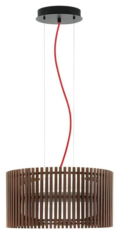 Eglo Eglo 94011 - LED závesné svietidlo ROVERATO 2xLED/18W/230V EG94011