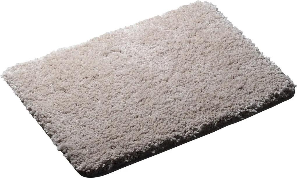 Softy 745309 predložka 60x90cm s protišmykom, polyester mikrovlákno, béžová