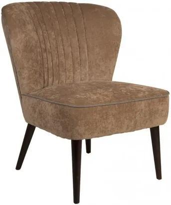 Židle/křeslo Smoker  Lounge Beige Dutchbone 3100026