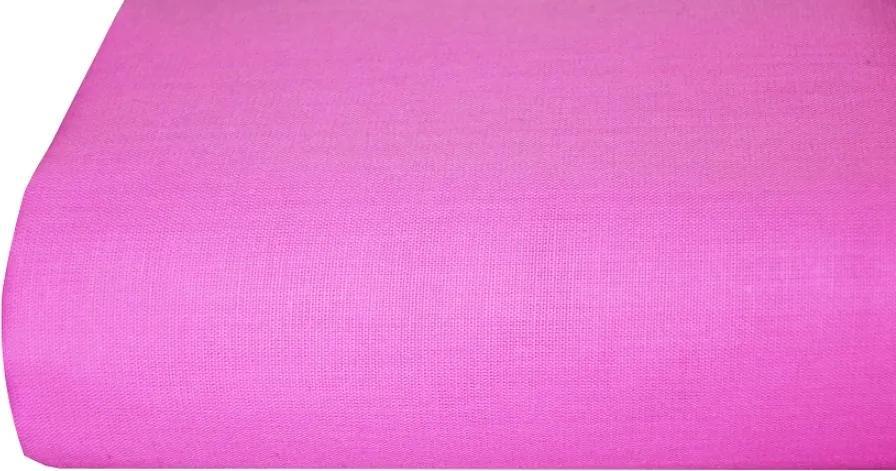 HoD Plachta Klasik Ružová Bavlna 140 x 240
