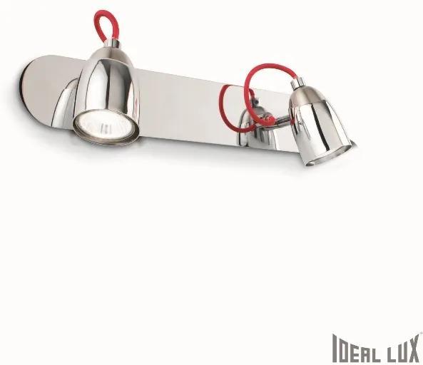 nástenné a stropné svietidlo Ideal lux Pollicino 2x28W GU10