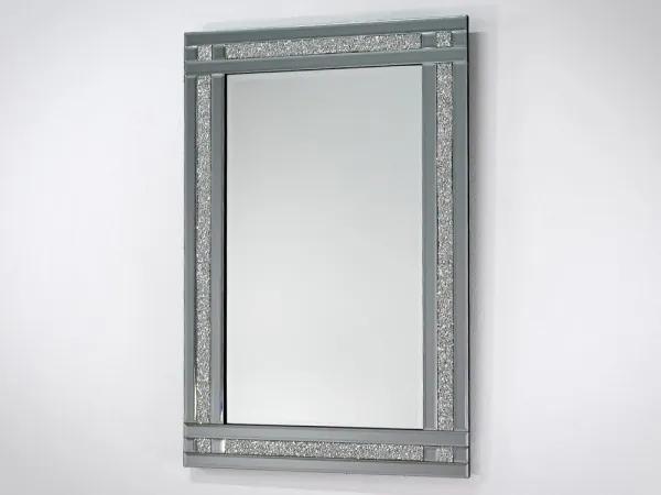Dizajnové zrkadlo Rust dz-rust-1765 zrcadla