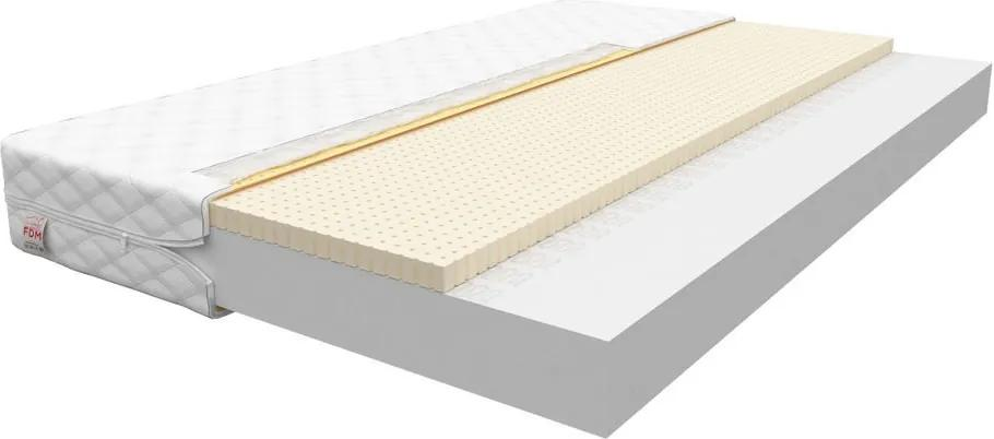 MAXMAX Detský matrac FLEX 140x70x9 cm - pena / latex