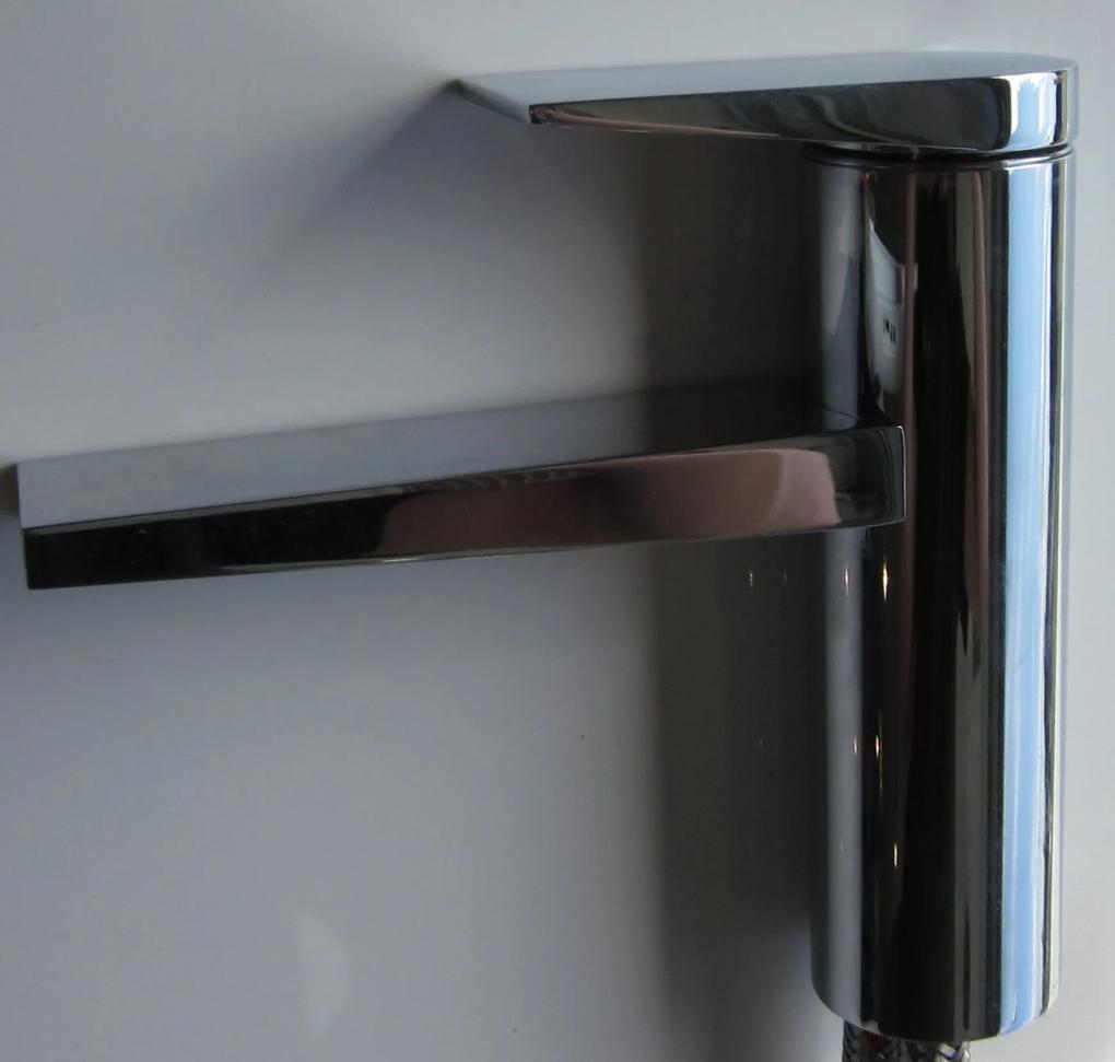 Alpi Seta - umývadlová batéria stojanková s odtokovou garnitúrou, ALSA 73176