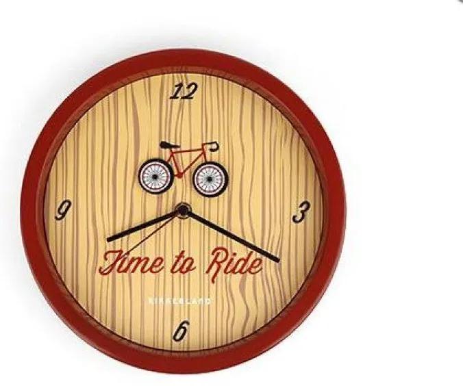 Hodiny – Čas se projet na kole