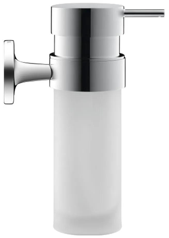 Duravit Starck T - Zásobník na mydlo, chróm, 0099351000