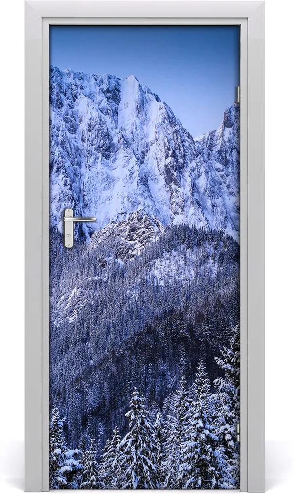 Fototapeta na dveře samolepící Tatry