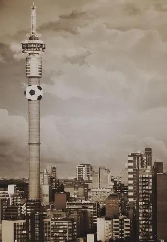Luxusné vliesové fototapety, rozmer 186 cm x 270 cm, Johannesburg, P+S International CL78C