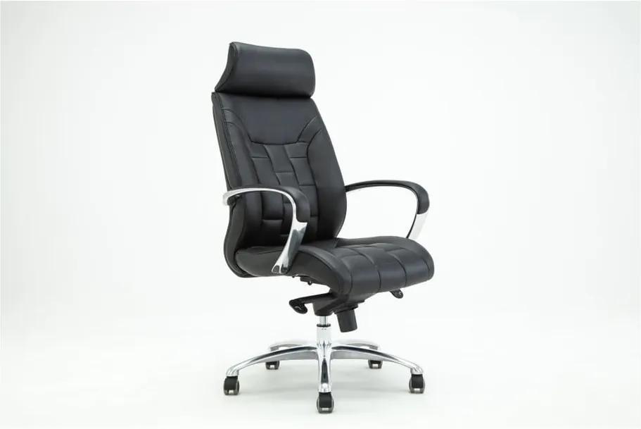 bb1fb17b67c0 Čierna otočná kancelárska stolička RGE Comfort ...
