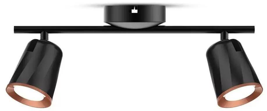 V-Tac LED Bodové svietidlo 2xLED/6W/230V VT0319
