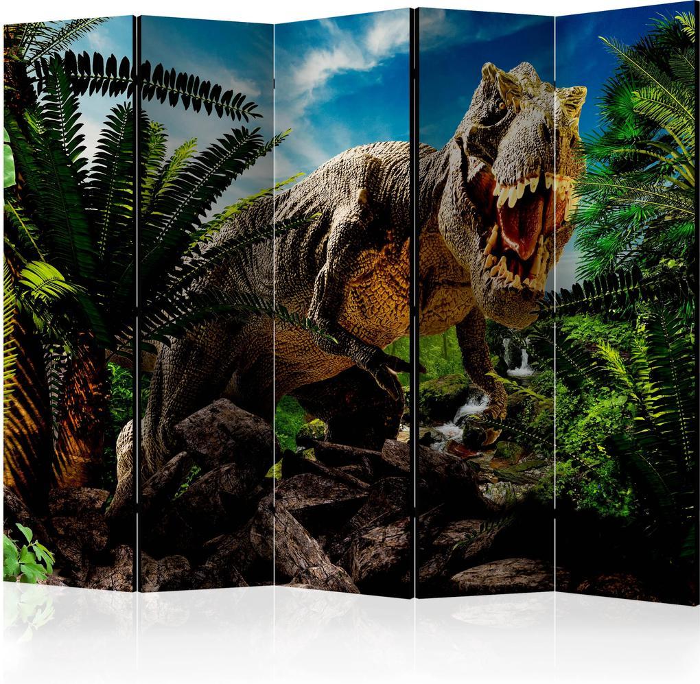 Paraván - Angry Tyrannosaur II [Room Dividers] 225x172