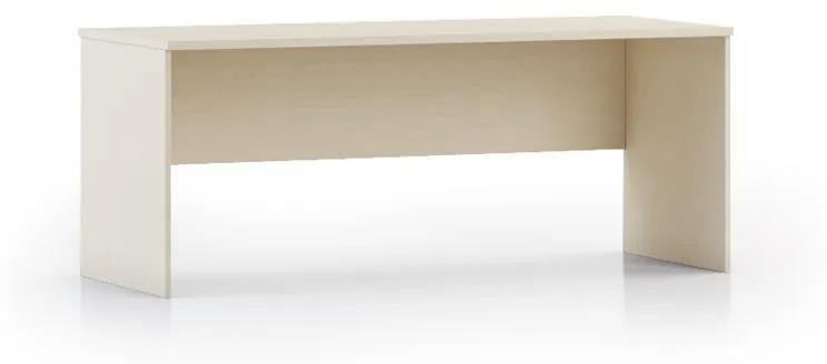 Písací stôl INTEGRO, breza