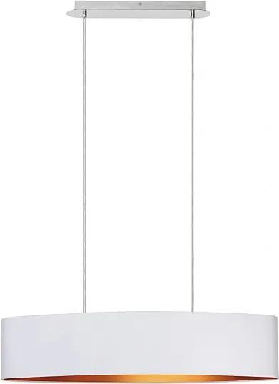 Rábalux 2532 Závesné Svietidlá biely biely E27 2X MAX 60W