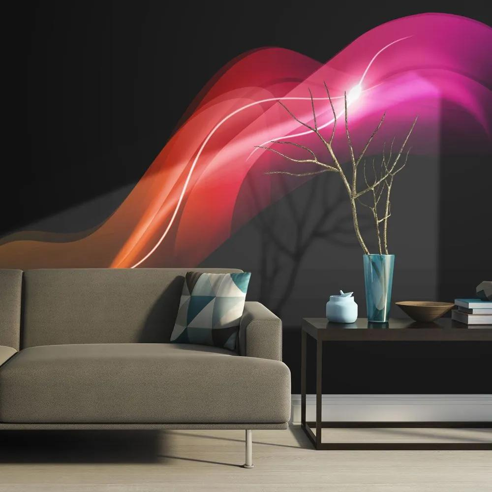 Fototapeta - Abstract colorful jellyfish 200x154