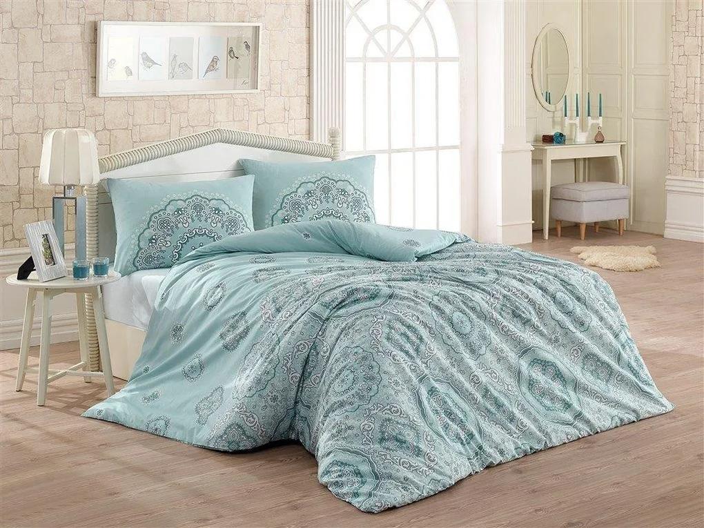 Posteľné obliečka INTERMEDIC -Mandala blue 140x200/70x90cm