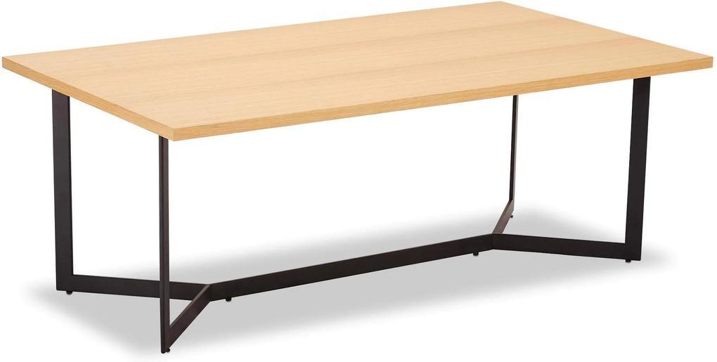 Konferenčný stolík Aage, dub