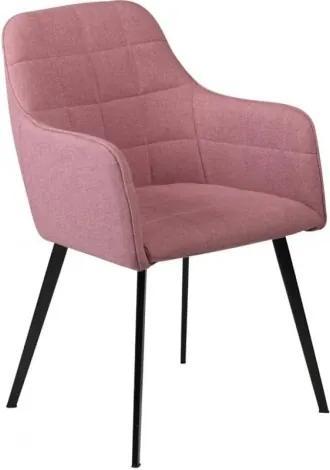Židle DANFORM EMBRACE, látka růžová DAN- FORM Denmark 2201301