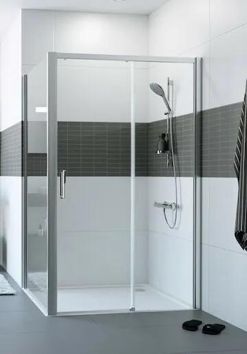 Sprchové dvere 115x200 cm pravá Huppe Classics 2 chróm lesklý C25603.069.322