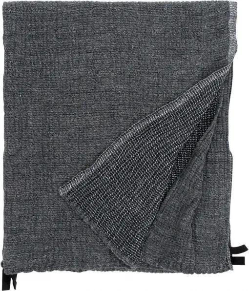 Uterák Nyytti, tmavo sivý, Rozmery  65x130 cm Lapuan Kankurit