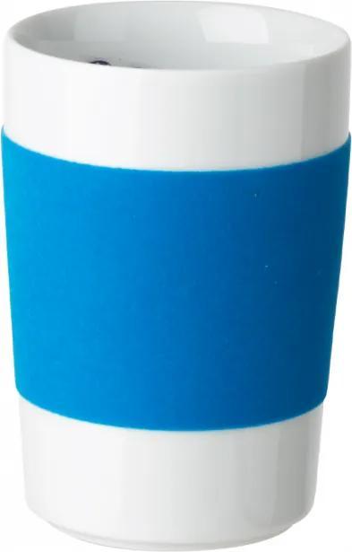 Kahla - Veľký pohár s modrým pásom Kahla touch! 350 ml (K100108)