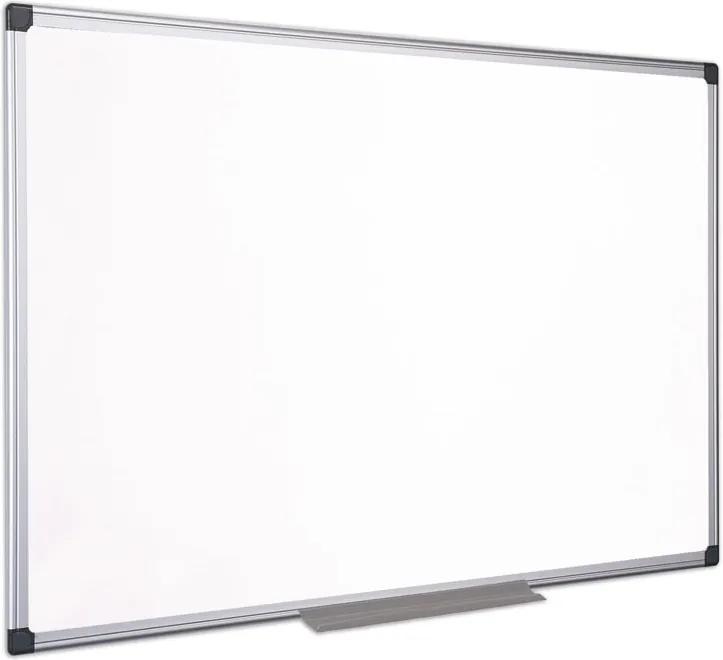 Bi-Office Biela popisovacia magentická tabuľa - 900 x 600 mm