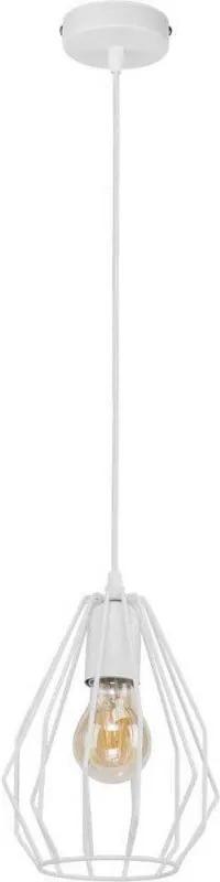 Závesné svietidlo BRYLANT WHITE 2222