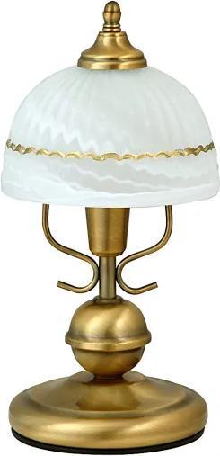 Rábalux 8812 Nočná stolová lampa bronz E14 1x MAX 40W Ø160 x 310 mm