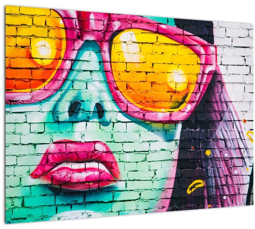Obraz - Graffiti (70x50 cm), 40 ďalších rozmerov