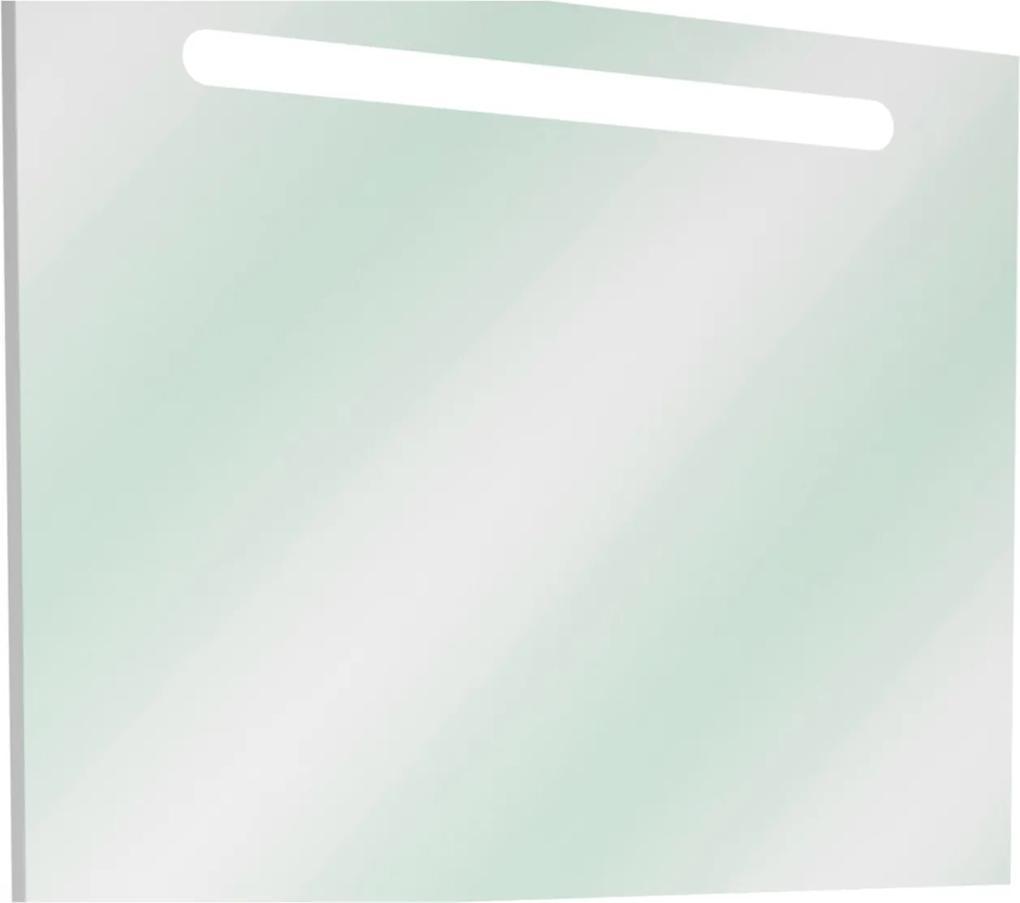 Sconto Zrkadlo s LED osvetlením FILO 019
