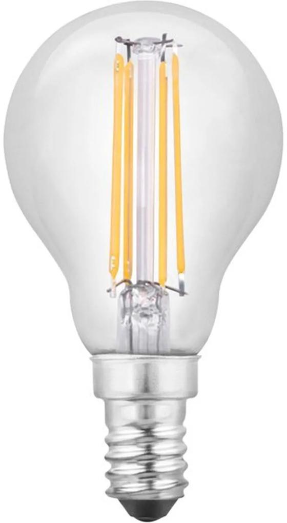 EXTOL LIGHT žiarovka LED 360 °, 1000L, 8W, E27, teplá biela 43041