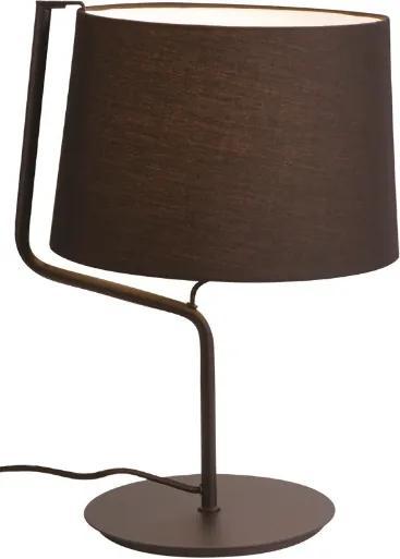 CHICAGO | luxusná stolná lampa Farba: Čierna