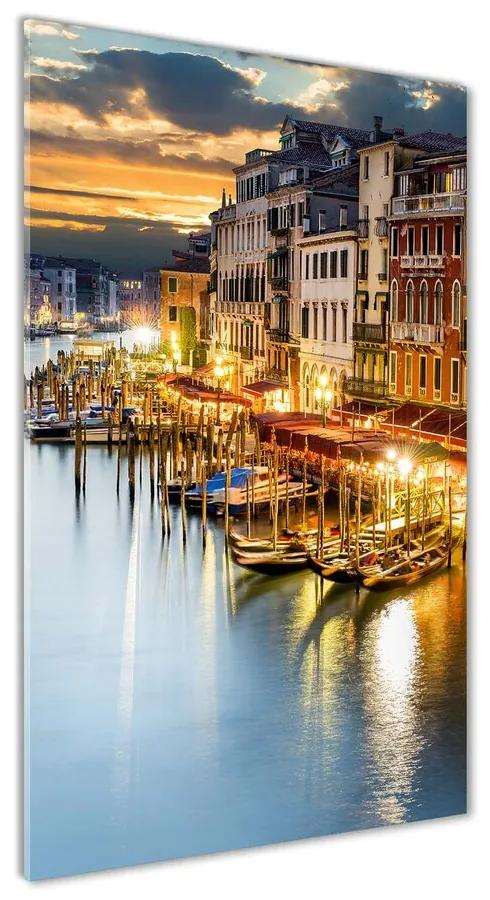 Foto obraz akryl do obývačky Benátky Taliansko pl-oa-70x140-f-52710607