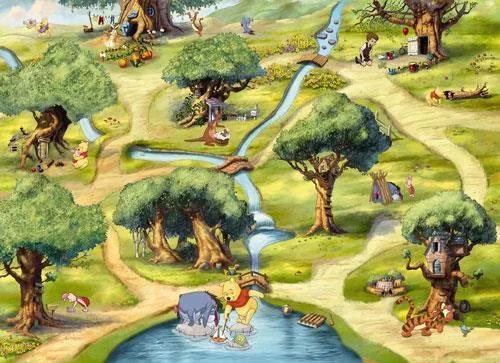 Fototapety, rozmer 254 x 184 cm, Disney, Komar 4-453