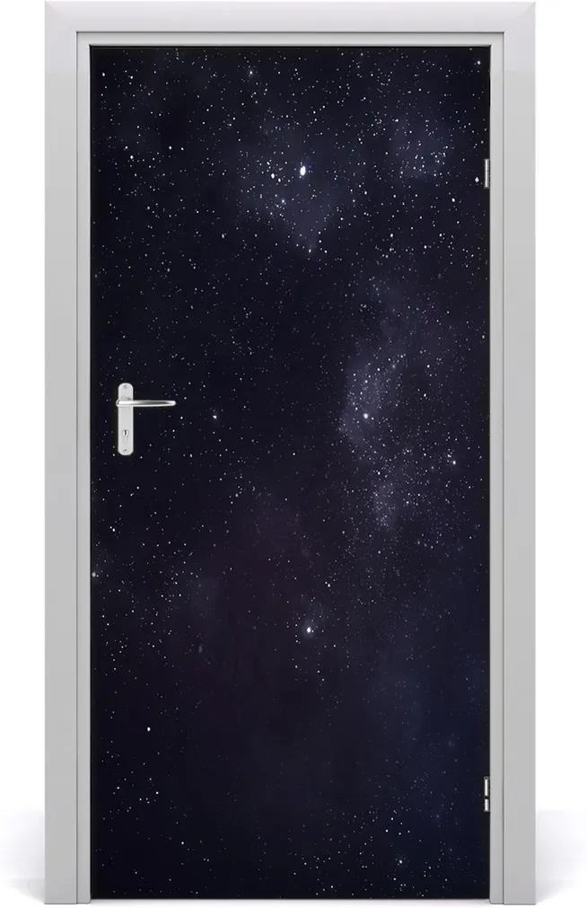 Fototapeta samolepící na dveře Hvězdokupa
