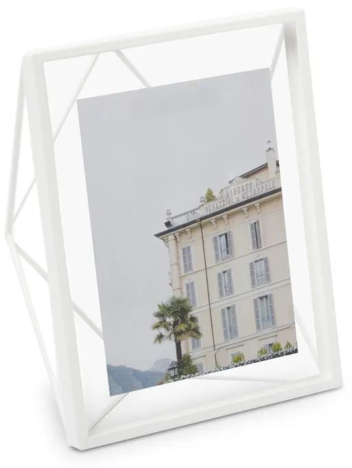 Fotorámček PRISMA 20x25 cm biely, Umbra