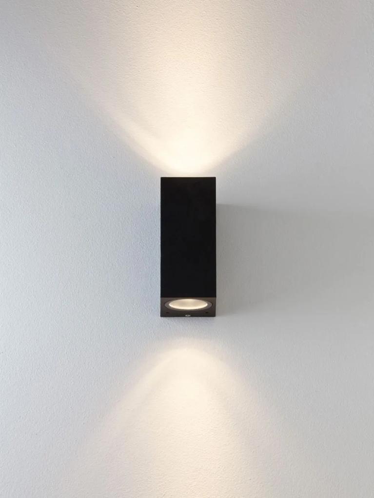 Vonkajšie nástenné svietidlo ASTRO Chios 150 Black 1310004