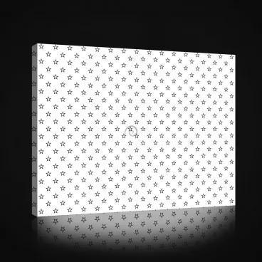 Obraz na plátne obdĺžnik - OB0930 - Hviezdičky 100cm x 75cm - O1