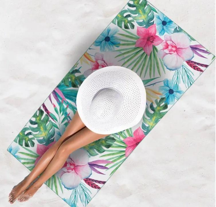 Plážový uterák BT-14 - 87x170 cm