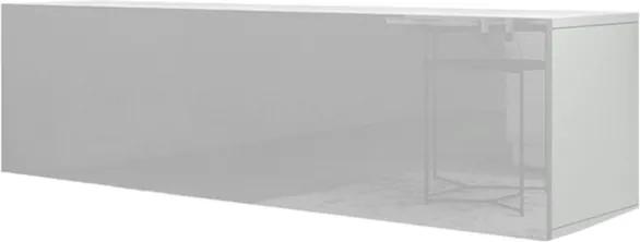 Sconto TV komoda VIVO VI 3 biela vysoký lesk
