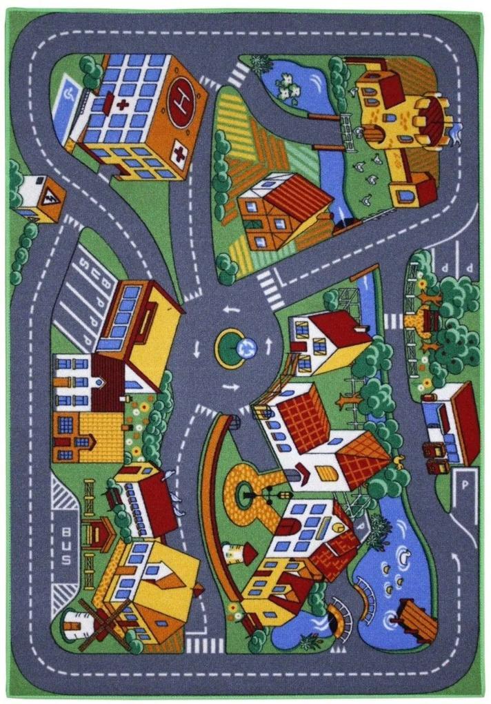 Koberec QUIET TOWN - 95x133 cm