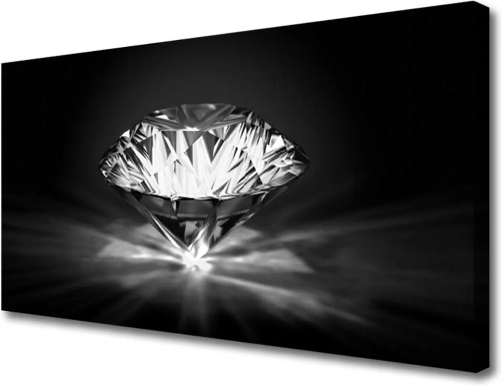 Obraz Canvas Umění diamant art