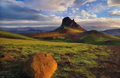 Fototapety, rozmer 184 x 127 cm, National Geographic Iceland, Komar 1-600