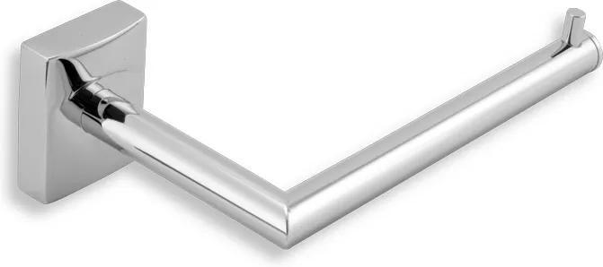 Novaservis Metalia 12 0210,0 držiak toaletného papiera jednoduchý