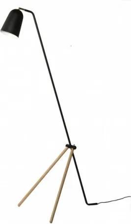 Giraffe stojací lampa, černá Frandsen lighting
