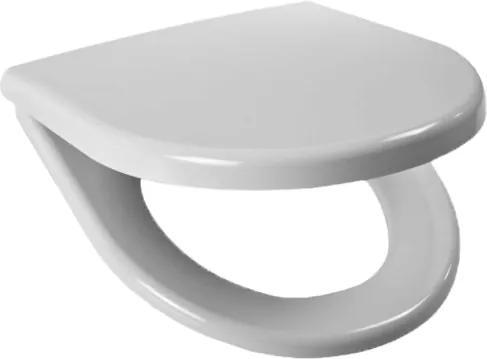 WC doska Jika Lyra plus duroplast biela H8933803000631