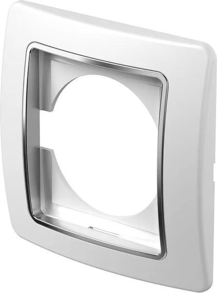 OE10 | Rámik ekonomik 1 Farba: Biely duroplast