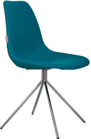 Židle Fourteen Up blue Zuiver 1100202